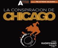 cartel 2 de la peli la conspiracion de chicago