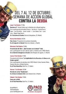 semana internacional contra la deuda_Programa-Cartel_redes