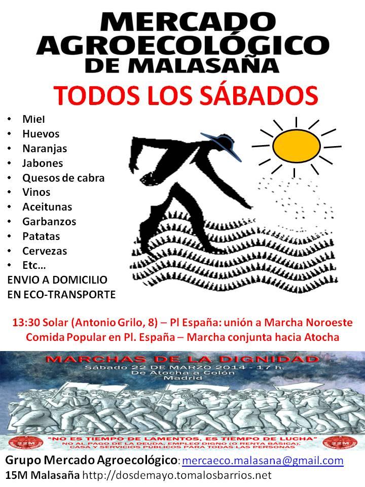 MARCHAS DE LA DIGNIDAD+MERCADO
